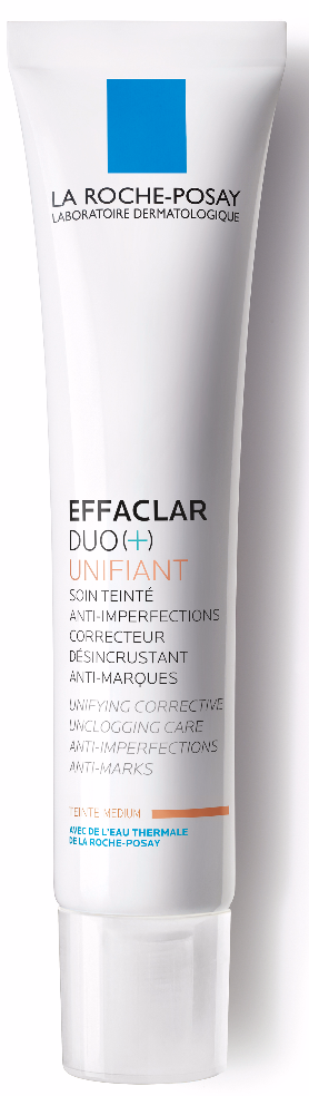 La Roche Posay Effaclar Duo(+) Unifiant Médio