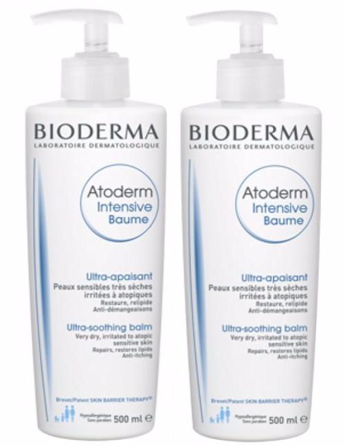 Bioderma Pack Duplo Atoderm Intensive