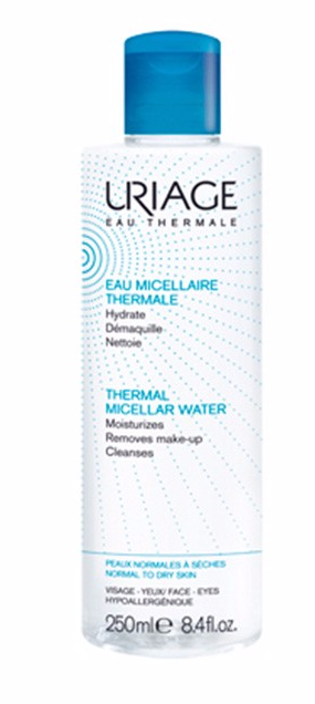 Uriage Agua Termal Micelar Pele Normal/Seca 250 mL
