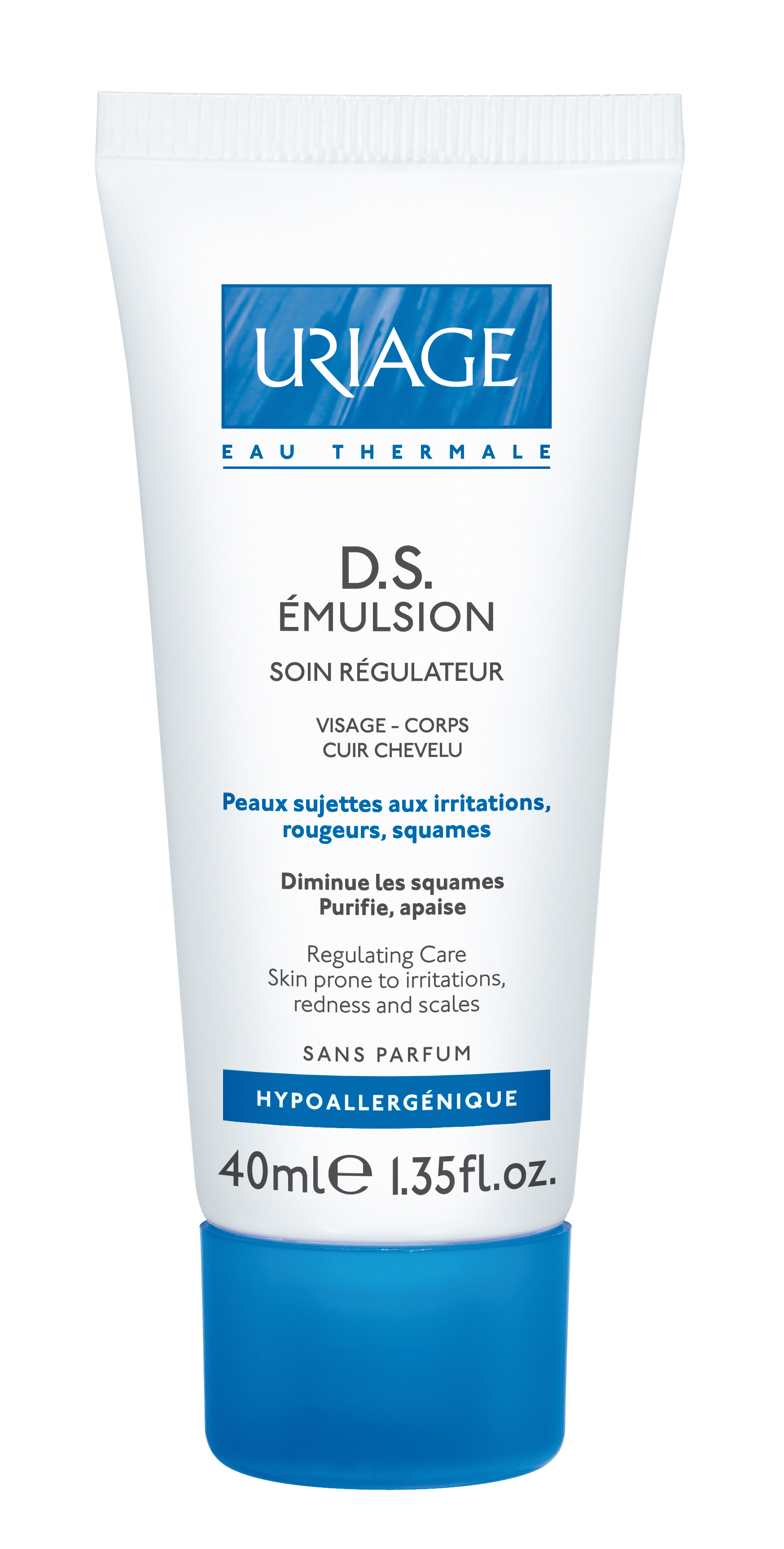Uriage D.S. Emulsão 40 mL