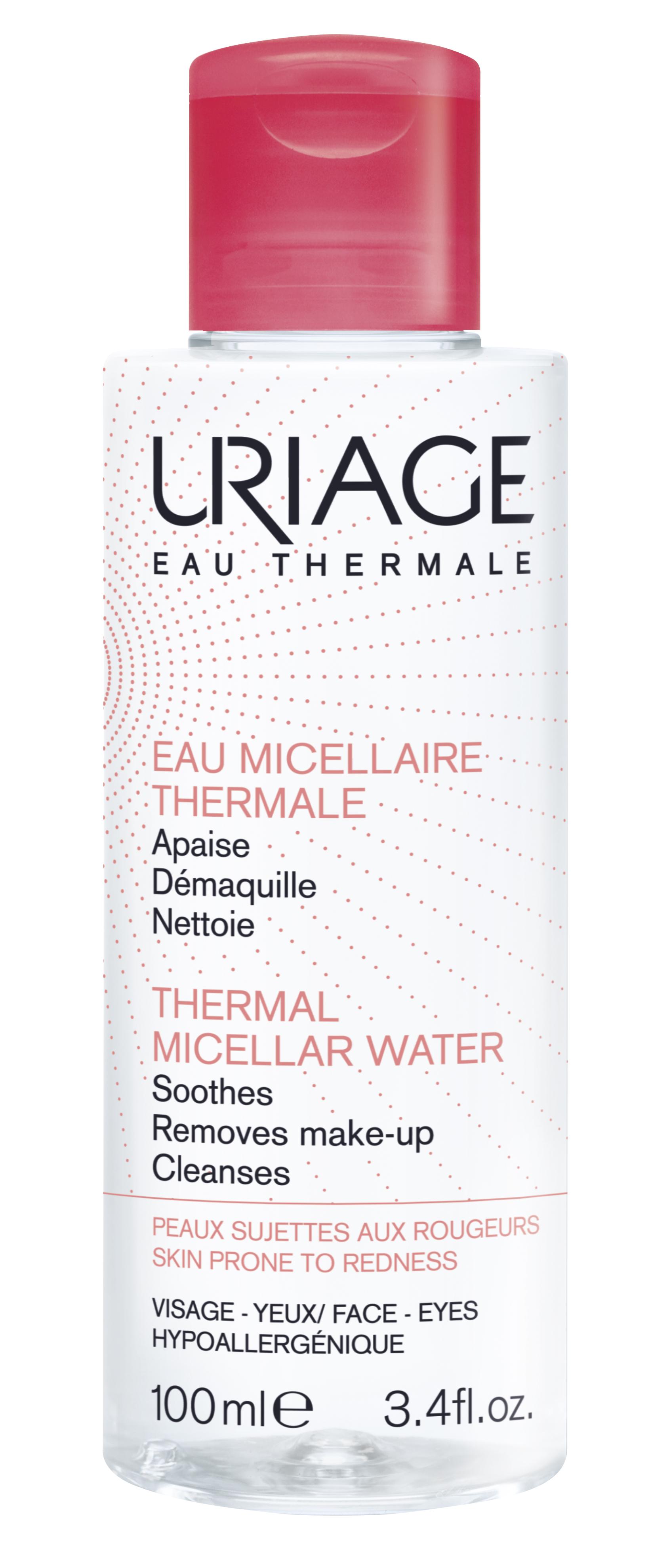 Uriage Agua Termal Micelar Pele Sensivel 100 mL
