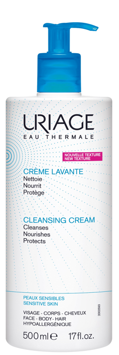 Uriage Creme Lavante 500 mL