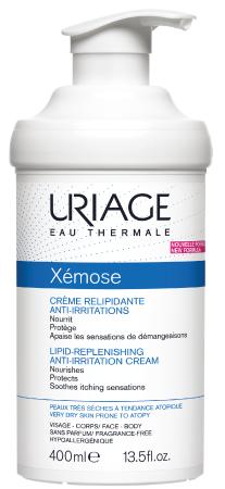 Uriage Xémose Creme 400 mL