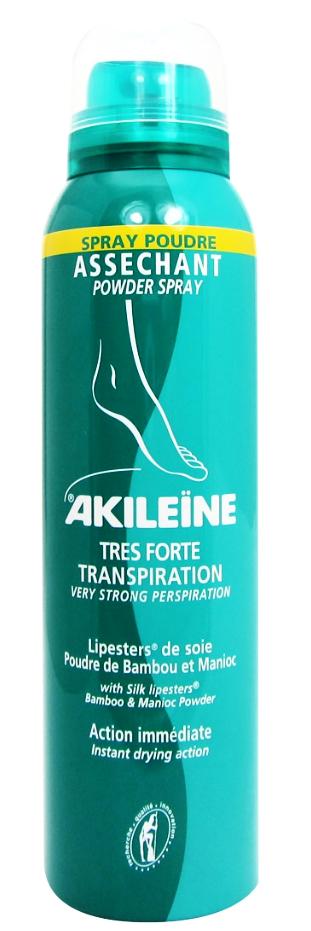 Akileine Anti-Transpirante Spray Sapatos 150 mL