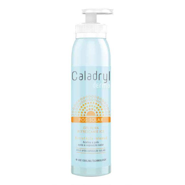 Caladryl Derm Ice Gel Ultra Refrescante 150 mL