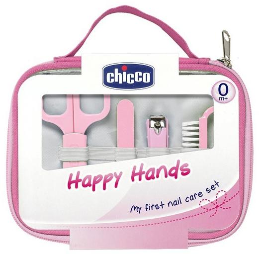Conjunto Happy Hands Chicco Menina