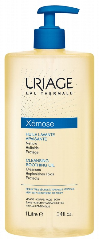 Uriage Xémose Óleo Lavante 1000 mL