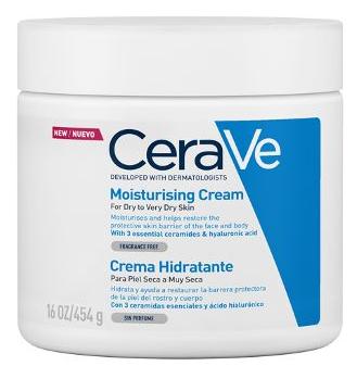 CeraVe Moisturizing Creme Hidratante Diário 454g