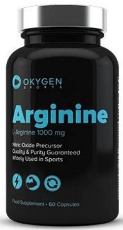 Okygen Arginine 60 cápsulas