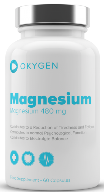 Okygen Magnesium 60 cápsulas