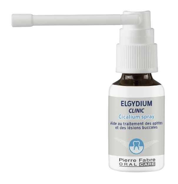 Elgydium Clinic Cicalium Spray 15 mL