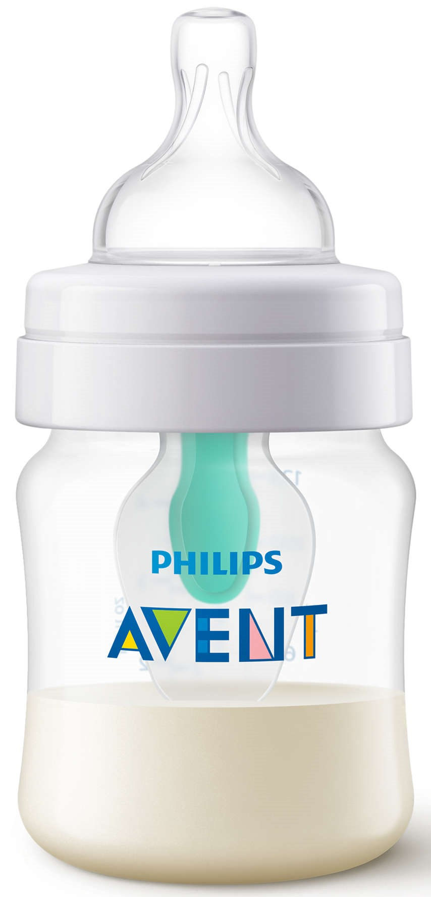 Philips Avent Biberão Anti-cólicas AirFree 125 mL