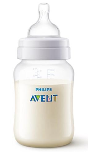 Philips Avent Biberão Anti-cólicas 260 mL