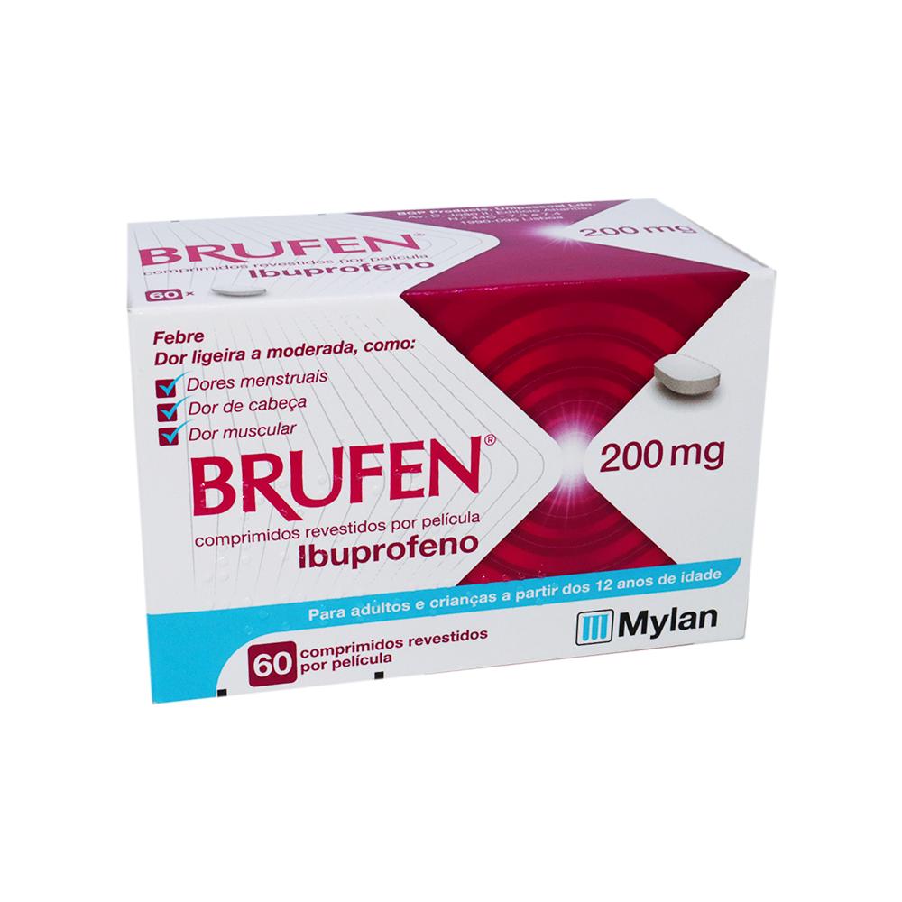 Brufen 200mg x 60 comprimidos