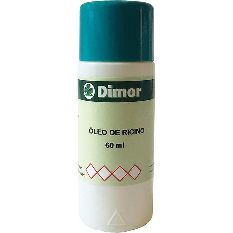 Óleo de Ricino Dimor 60ml