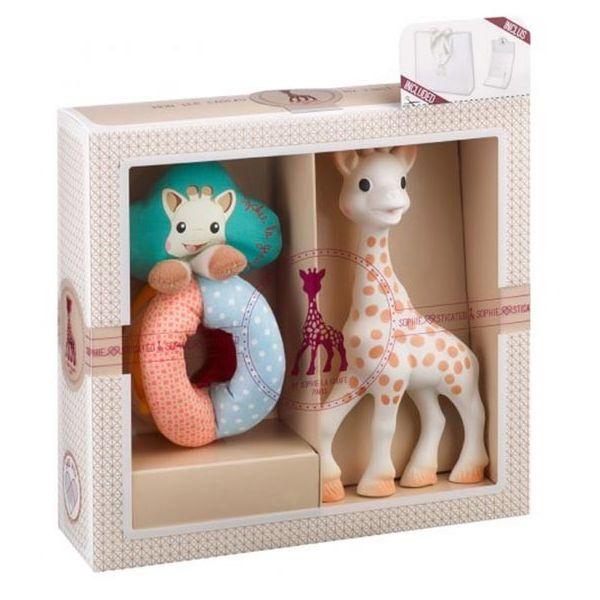 Sophie la Girafe Conjunto Girafa + Roca 000002