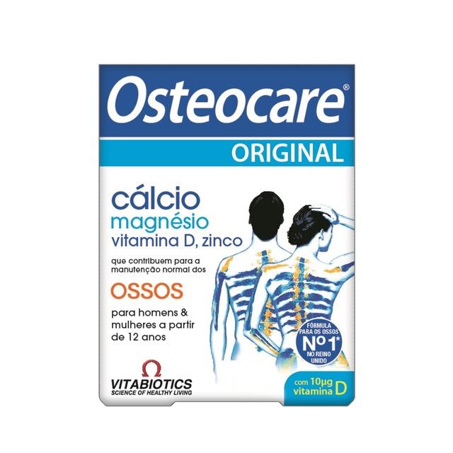 Osteocare Comprmidos Cálcio X90 comprimidos