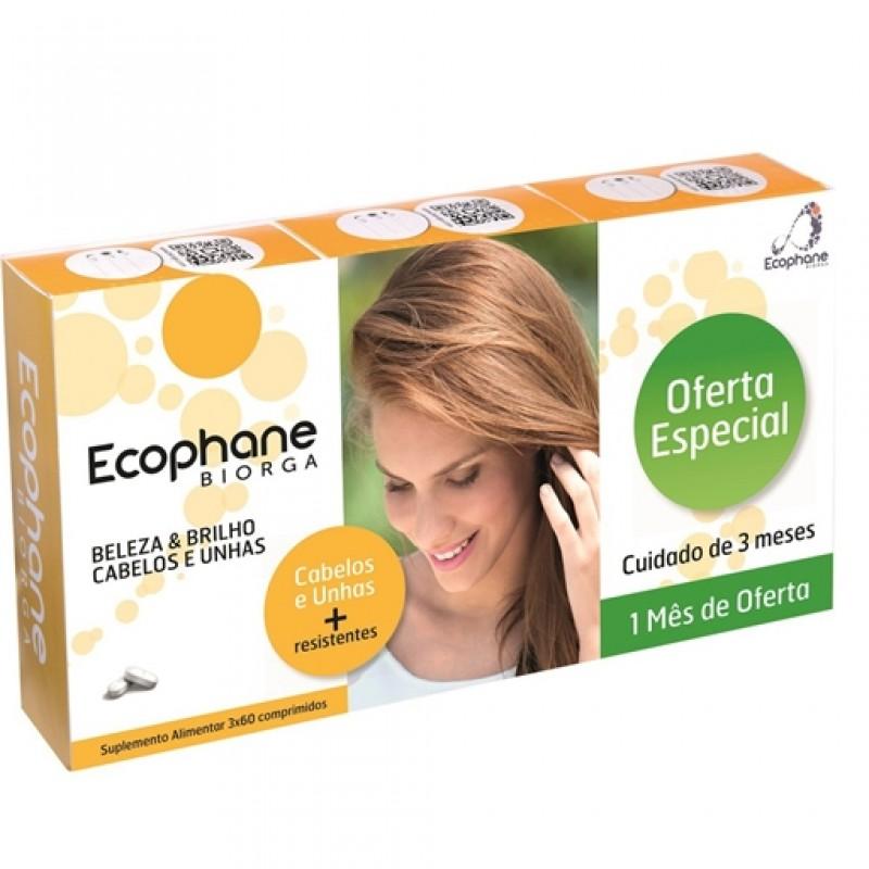 Ecophane Biorga Comprimidos com Oferta de 3ª Embalagem