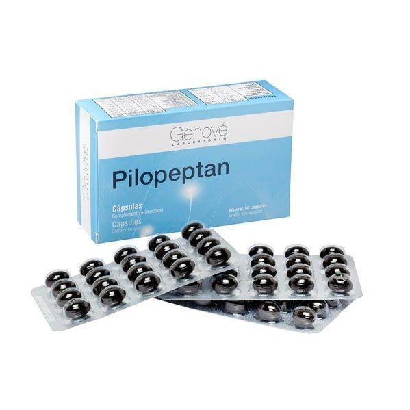 Pilopeptan Cápsulas Cabelo/Unhas X 60 cápsulas