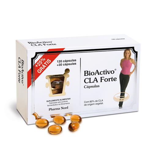 Bioactivo Cla Forte X 150 cápsulas