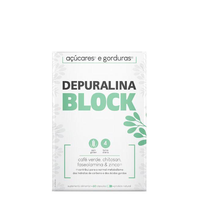 Depuralina Block X60 Cápsulas