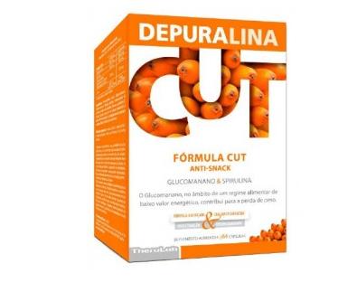 Depuralina Cut X 84 cápsulas