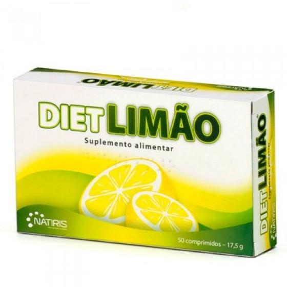 Diet Limão X 50 Comprimidos