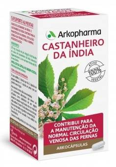 Arkocapsulas Castanheiro Índia X 45 cápsulas