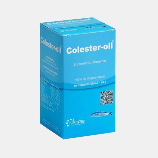 Colester Oil Caps X 60 cáps(s)