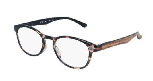 Óculos Silac Turtle Wood 7302
