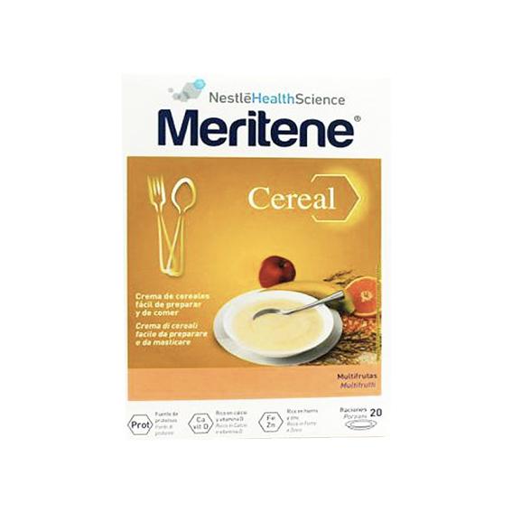 Meritene Cereal Instant Mult Saq 300g X2 pó susp oral medida