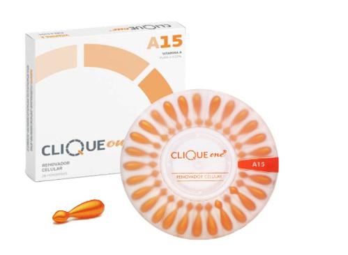 Clique One Vitamina A15  x28 Monodoses