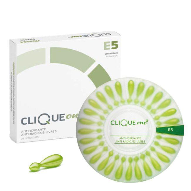 Clique One Vitamina E5  x28 Monodoses