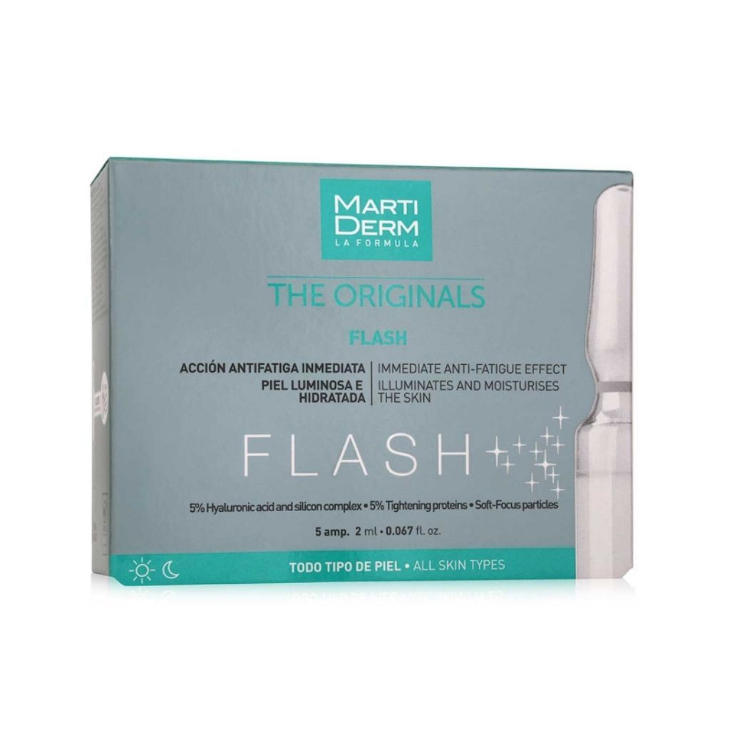 Martiderm The Originals Flash  X5 Ampolas/2 Ml