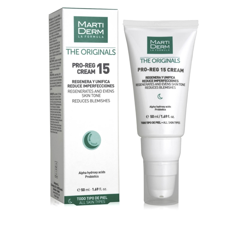 Martiderm The Originals Pro-Reg Cream 15  50 Ml