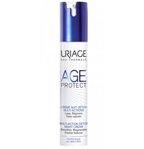Uriage Age Protect Creme Noite Detox 40ml