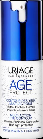 Uriage Age Protect Creme Olhos Multi-Ações 15 Ml