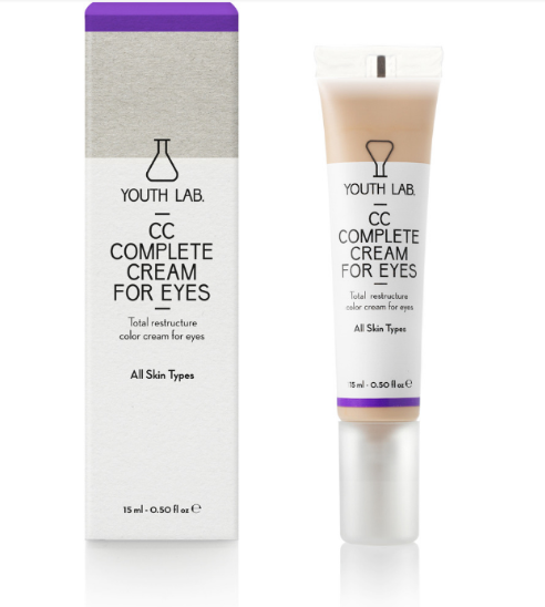 Youth Lab Cc Complet Creme Olhos 15ml