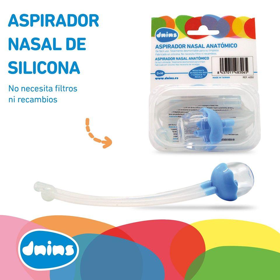 Aspirador Nasal Anatómico