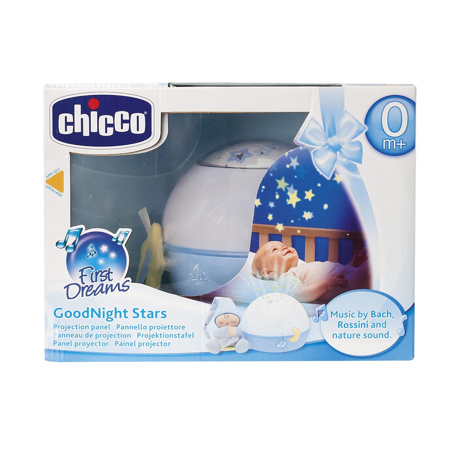 Chicco Projetor Goodnight Stars Azul