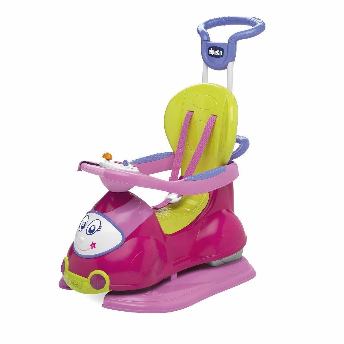 Chicco Brinquedo Quattro Rosa 9-36 M
