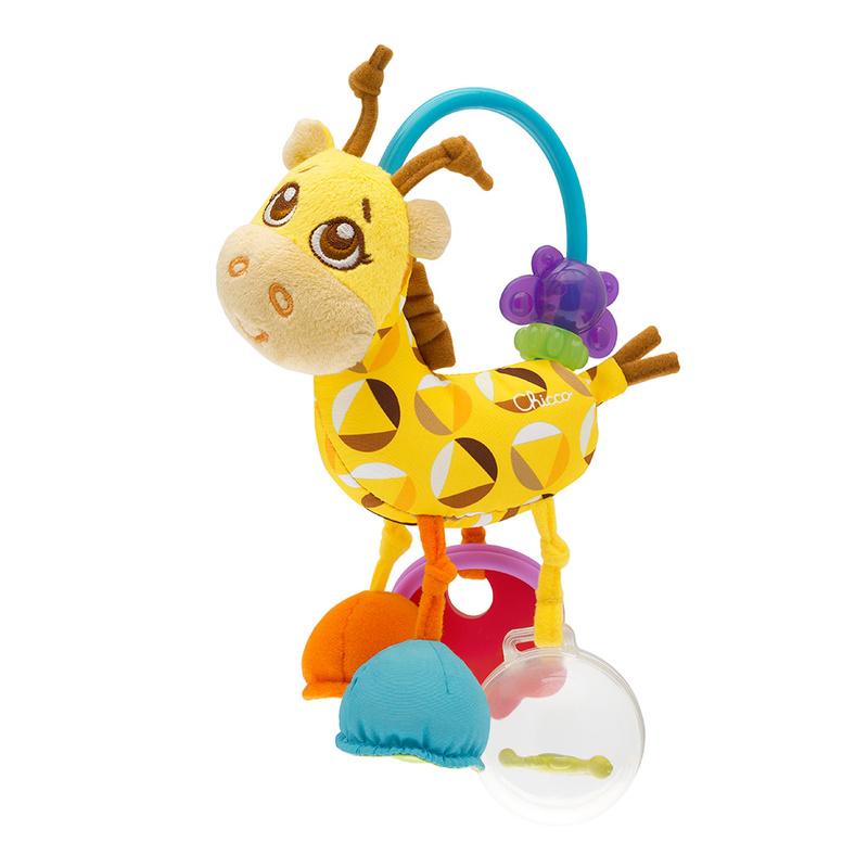 Chicco Brinquedo Roca Mrs Girafa