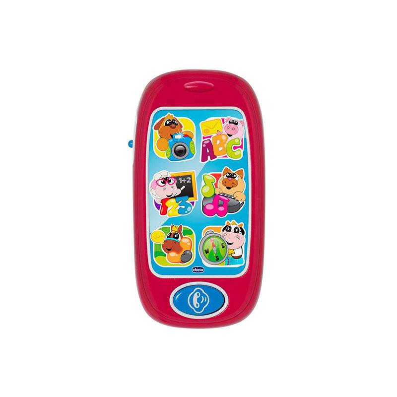 Chicco Brinquedo Smartphone Dos Animais 3-24 meses
