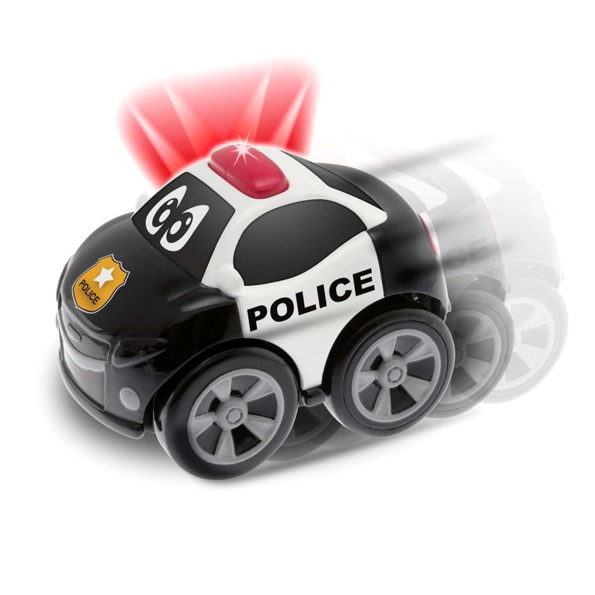 Chicco Carro Policia Turbo Touch