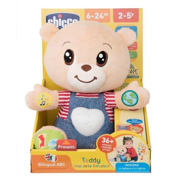 Chicco Brinquedo Teddy Ursinho Das Emoções