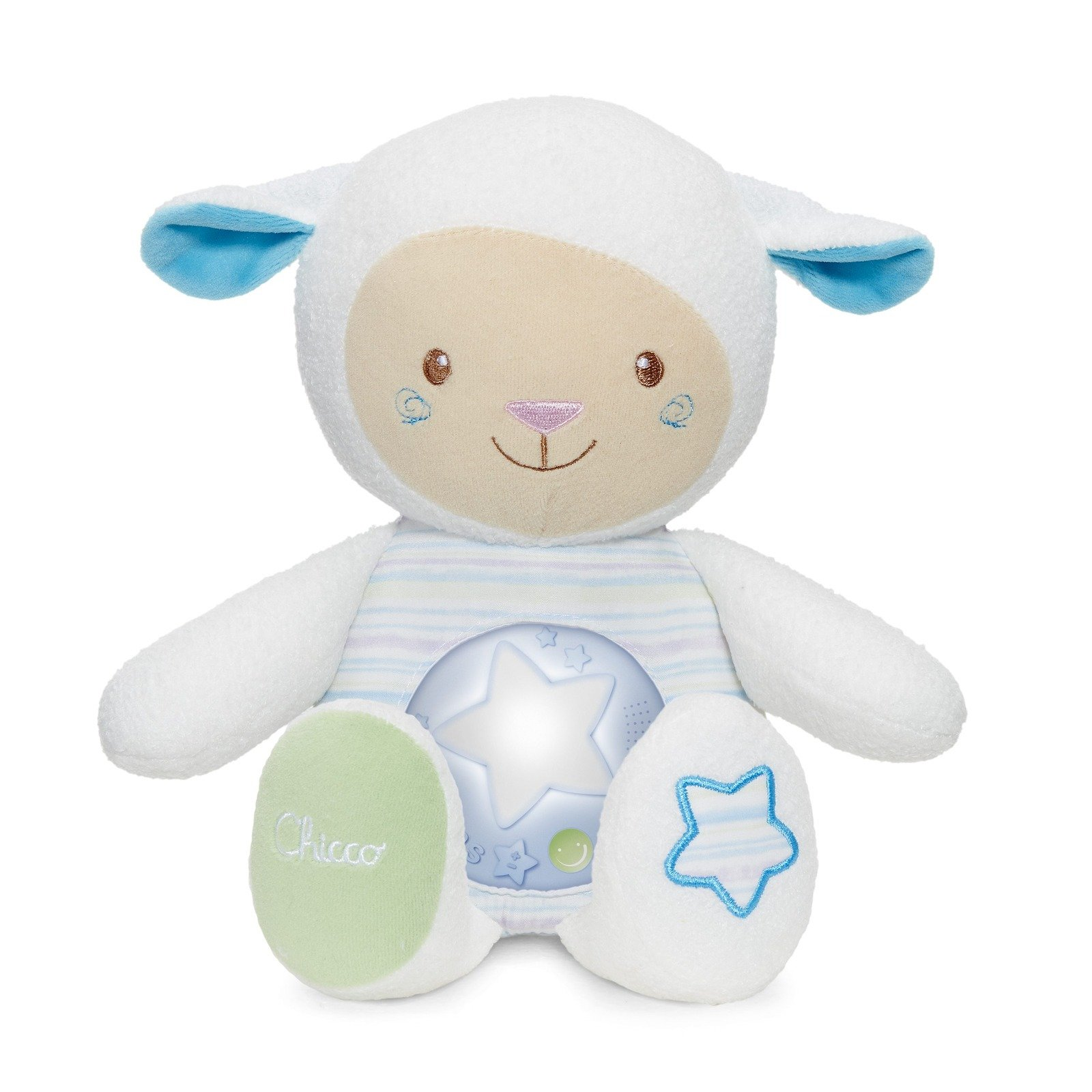 Chicco Brinquedo Ovelha First Dreams Azul 0m+