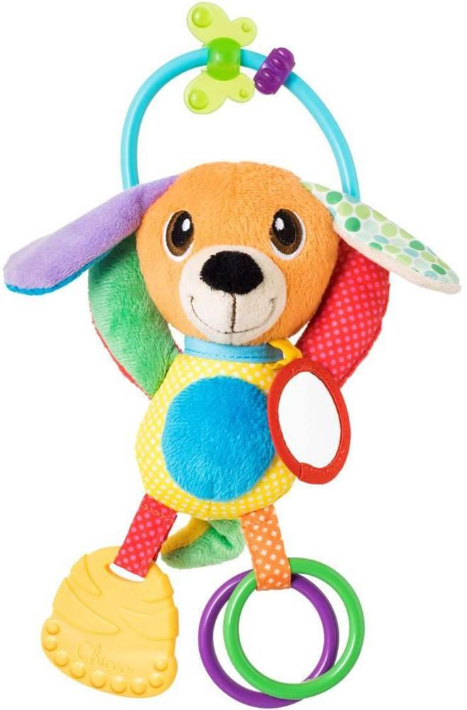 Chicco Brinquedo Roca Mrs Cãozinho 3-24 Meses