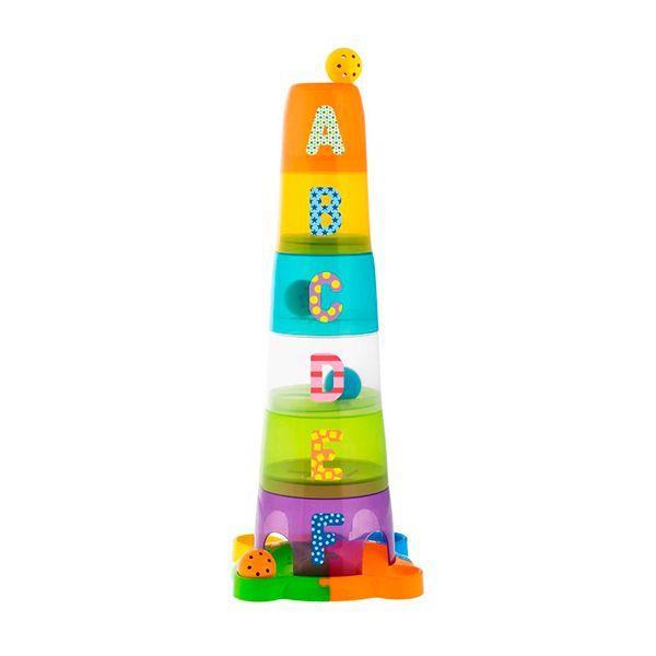 Chicco Brinquedo Torre Colorida 6-36m
