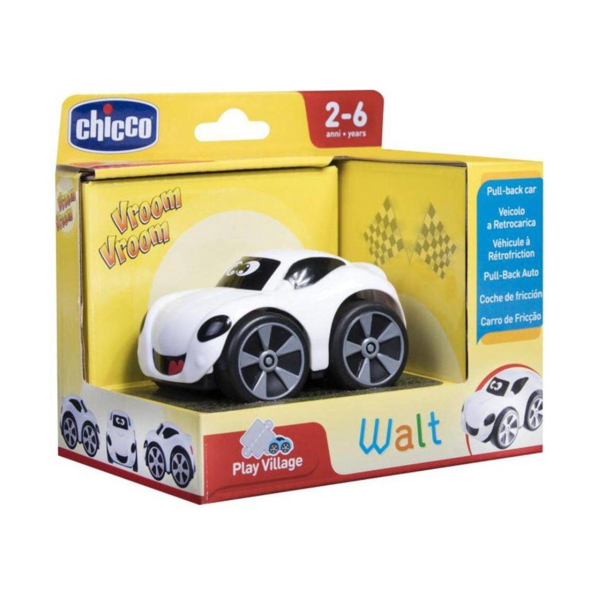 Chicco carrinho Turbo Touch Walt Branco