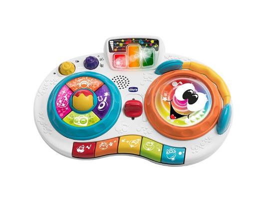 Chicco Brinquedo Mesa Mistura Dj Mix 1-4 Anos
